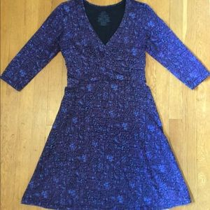 Patagonia Dress -3/4Sleeve, Knee Length Size Small